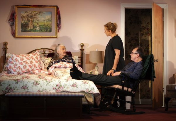 Review: Peace for Mary Frances at Pershing Square Signature Center