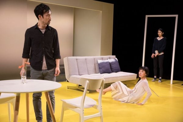 Review: Time's Journey Through a Room at A.R.T./New York Theatres