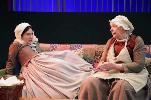 Review: Bump at Ensemble Studio Theatre