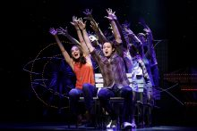 Review: Gettin' the Band Back Together at Belasco Theatre