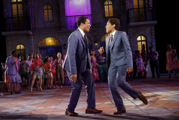 Review: Twelfth Night at Delacorte Theater