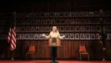 Review: What the Constitution Means to Me at New York Theatre Workshop