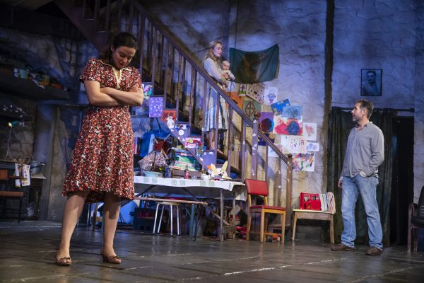 A family in turmoil in The Ferryman (Photo: Joan Marcus)