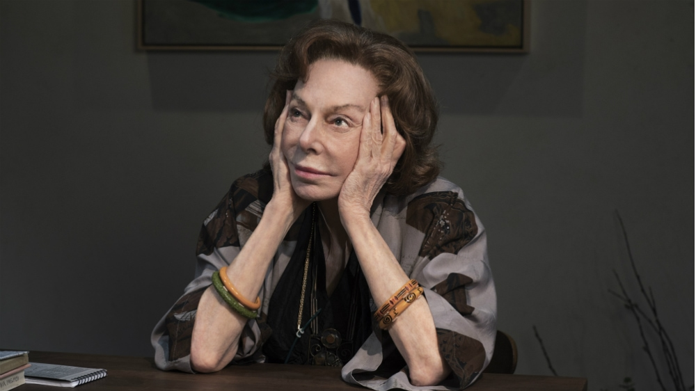 Elaine May in The Waverly Gallery (Photo: Brigitte Lacombe)