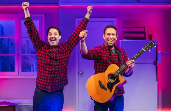 Steve Rosen and David Rossmer (Photo: Caitlin McNaney)