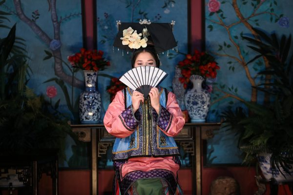 The Chinese Lady (Photo: Carol Rosegg)