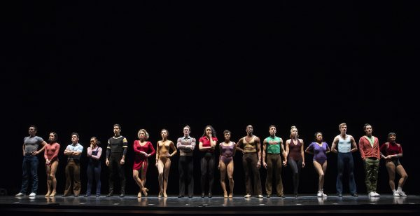 Review: A Chorus Line at New York City Center