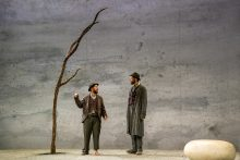 Review: Waiting for Godot at Gerald W. Lynch Theatre