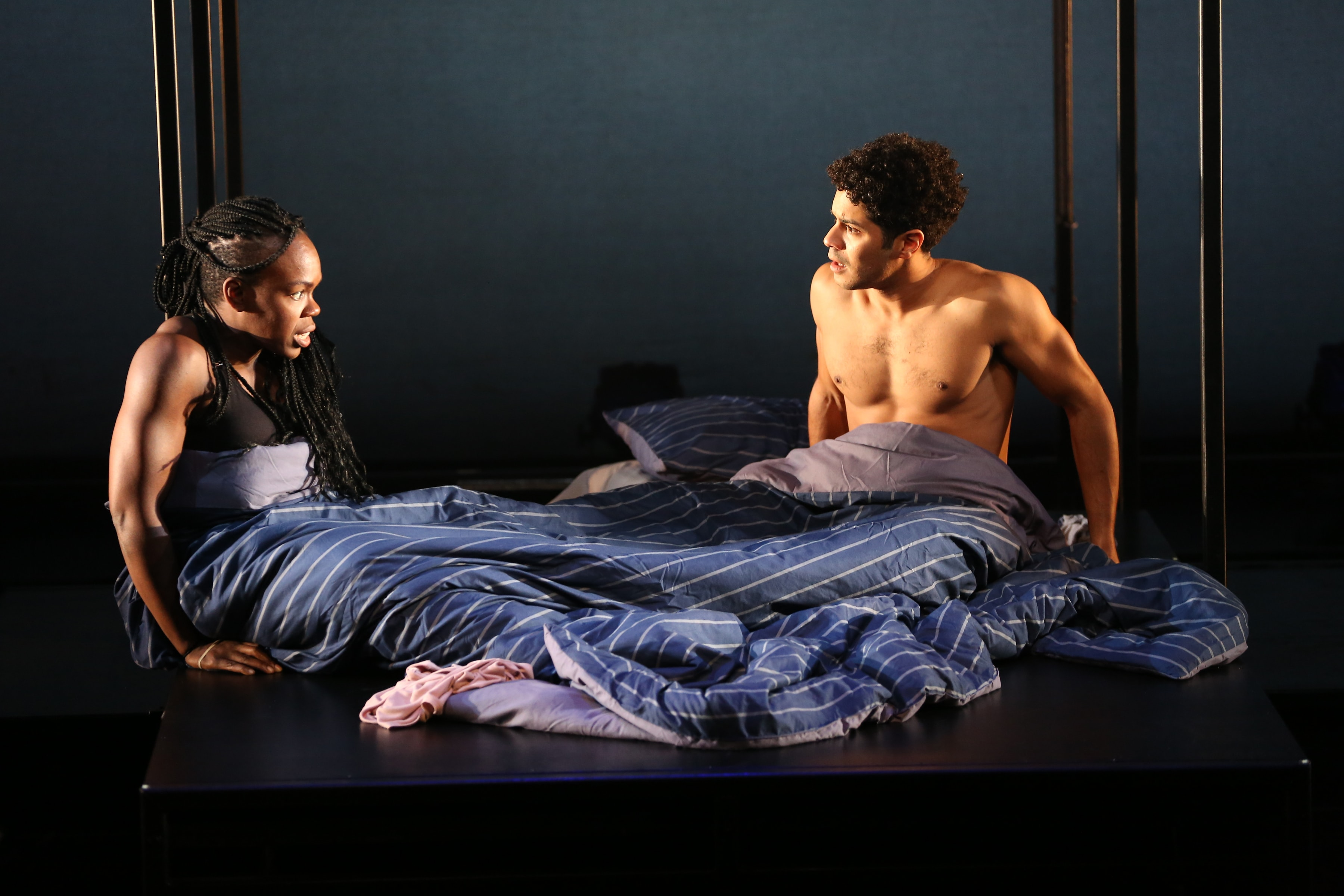 """Good Grief"" at the Vineyard Theatre (Photo: Carol Rosegg)"