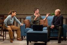 Review: Catch as Catch Can at New Ohio Theatre