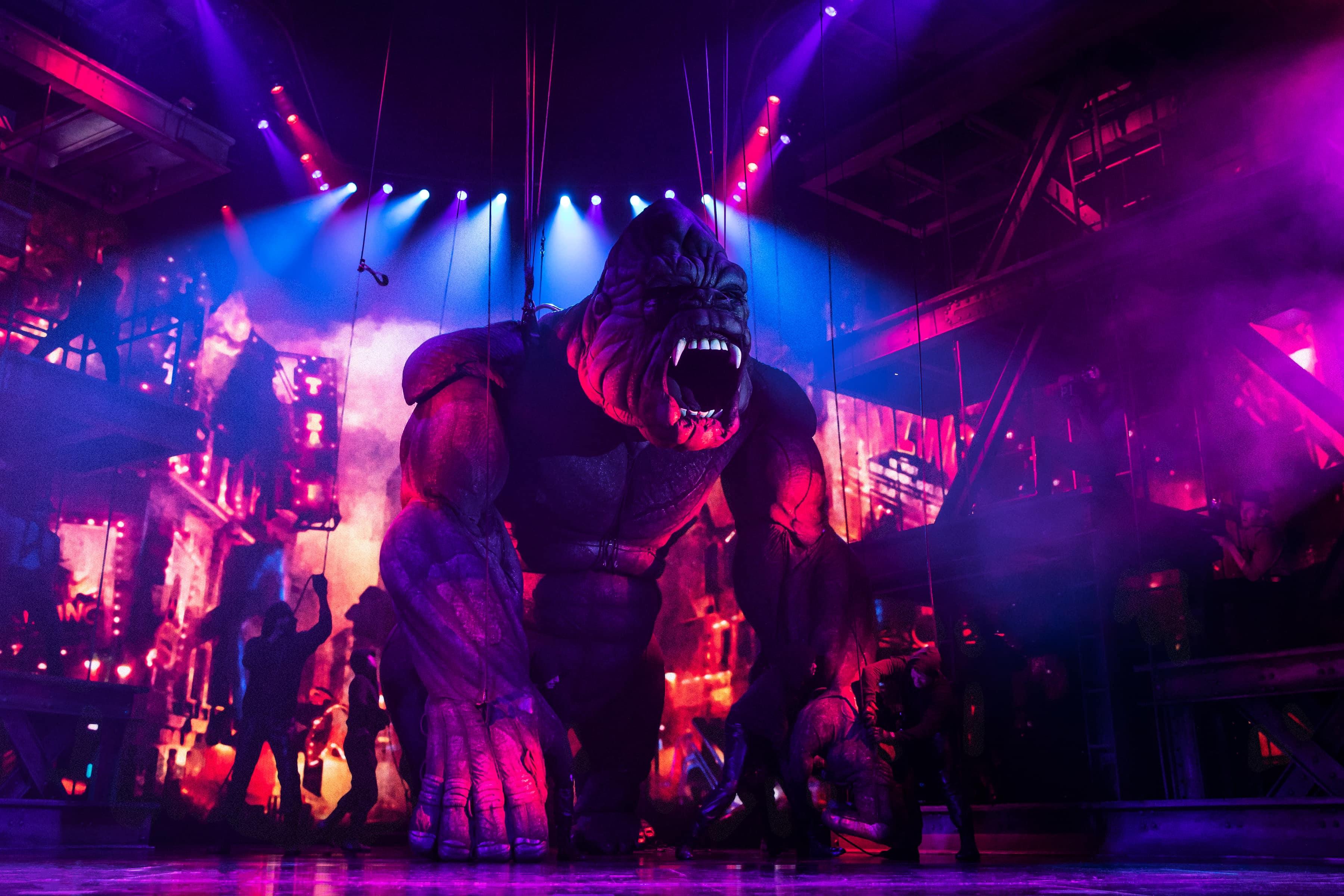 King Kong (Photo: Matthew Murphy)