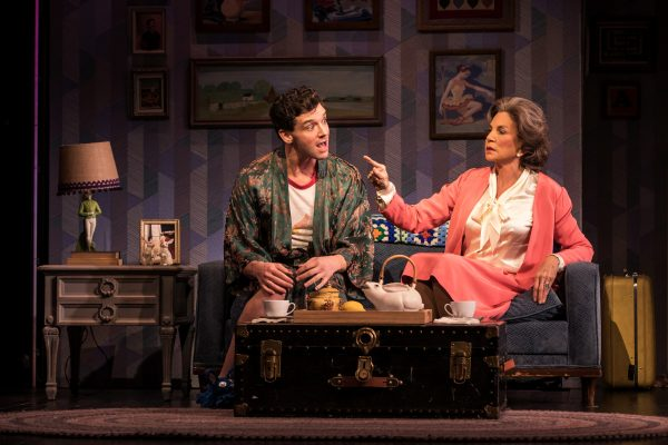 Review: Harvey Fierstein's Torch Song at Helen Hayes Theater
