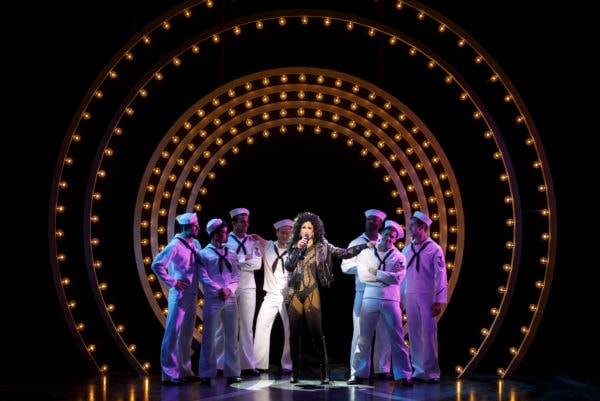 Review: The Cher Show at Neil Simon Theatre