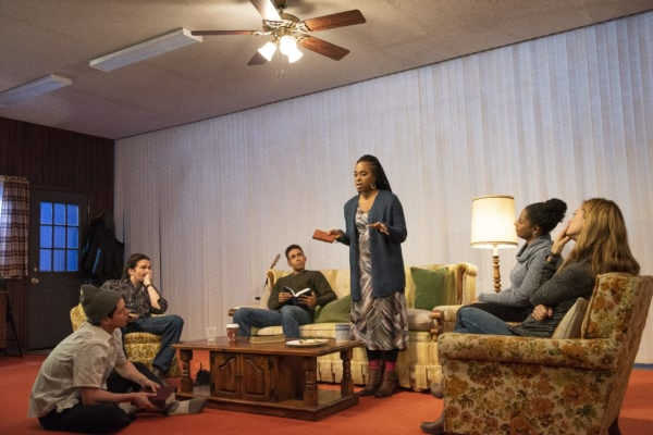 The Company of Blue Ridge (Photo: Ahron R. Foster)