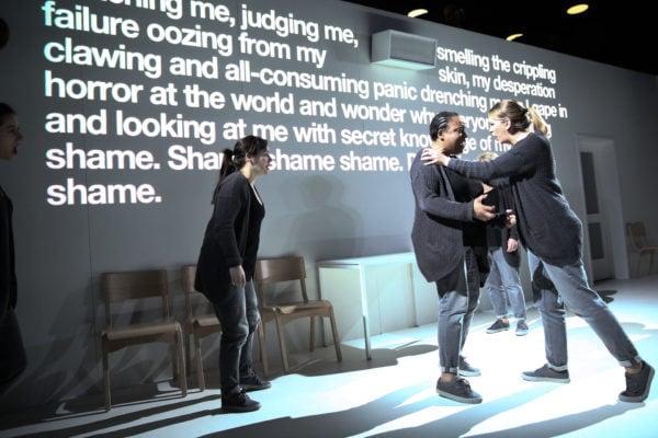 Review: 4.48 Psychosis at Baruch Performing Arts Center