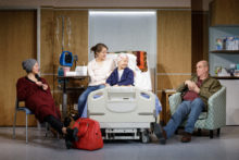 Review: God Said This at the Cherry Lane