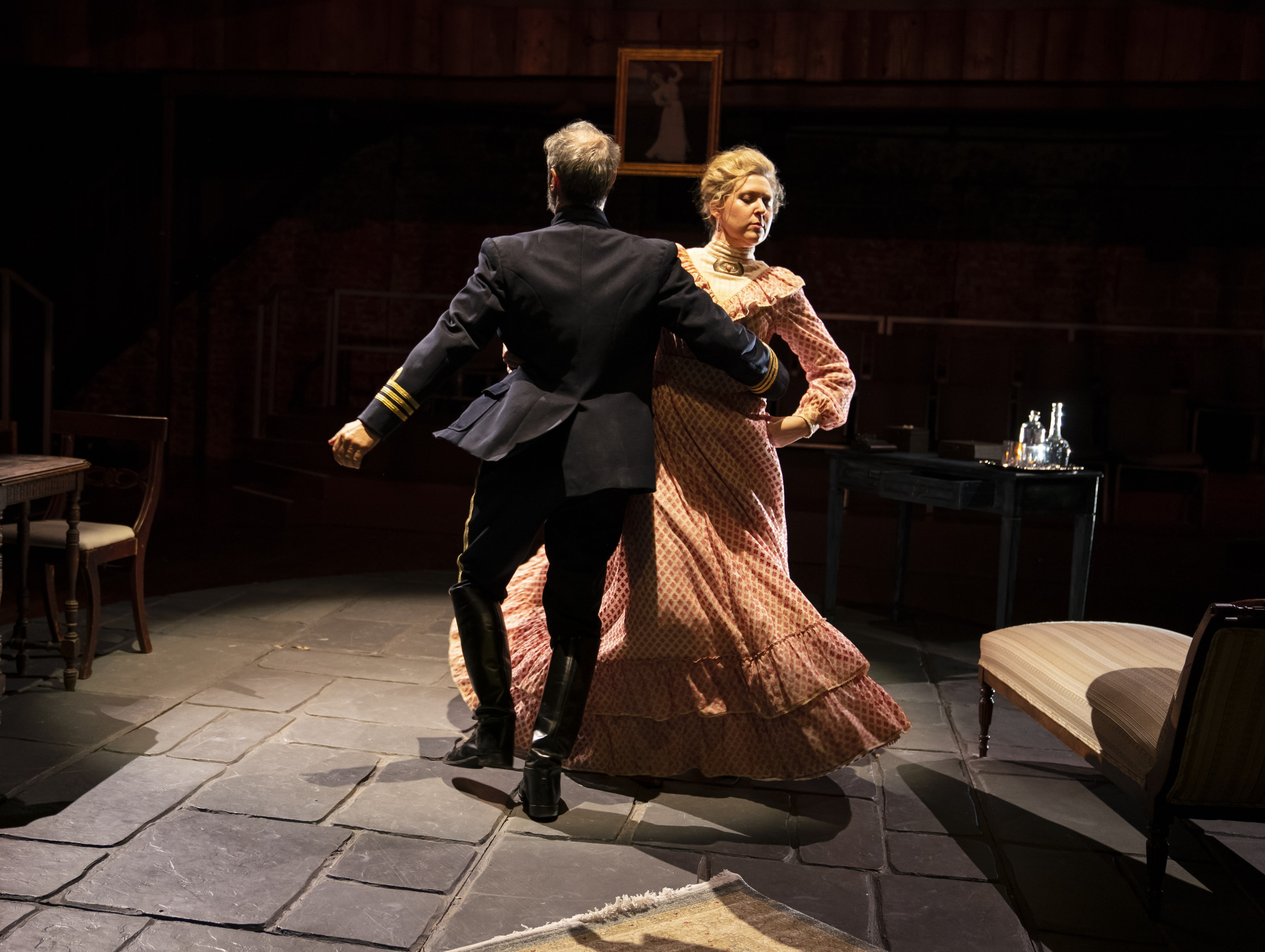 """Strindberg in Repertory"" at Classic Stage Company (Photo: Joan Marcus)"