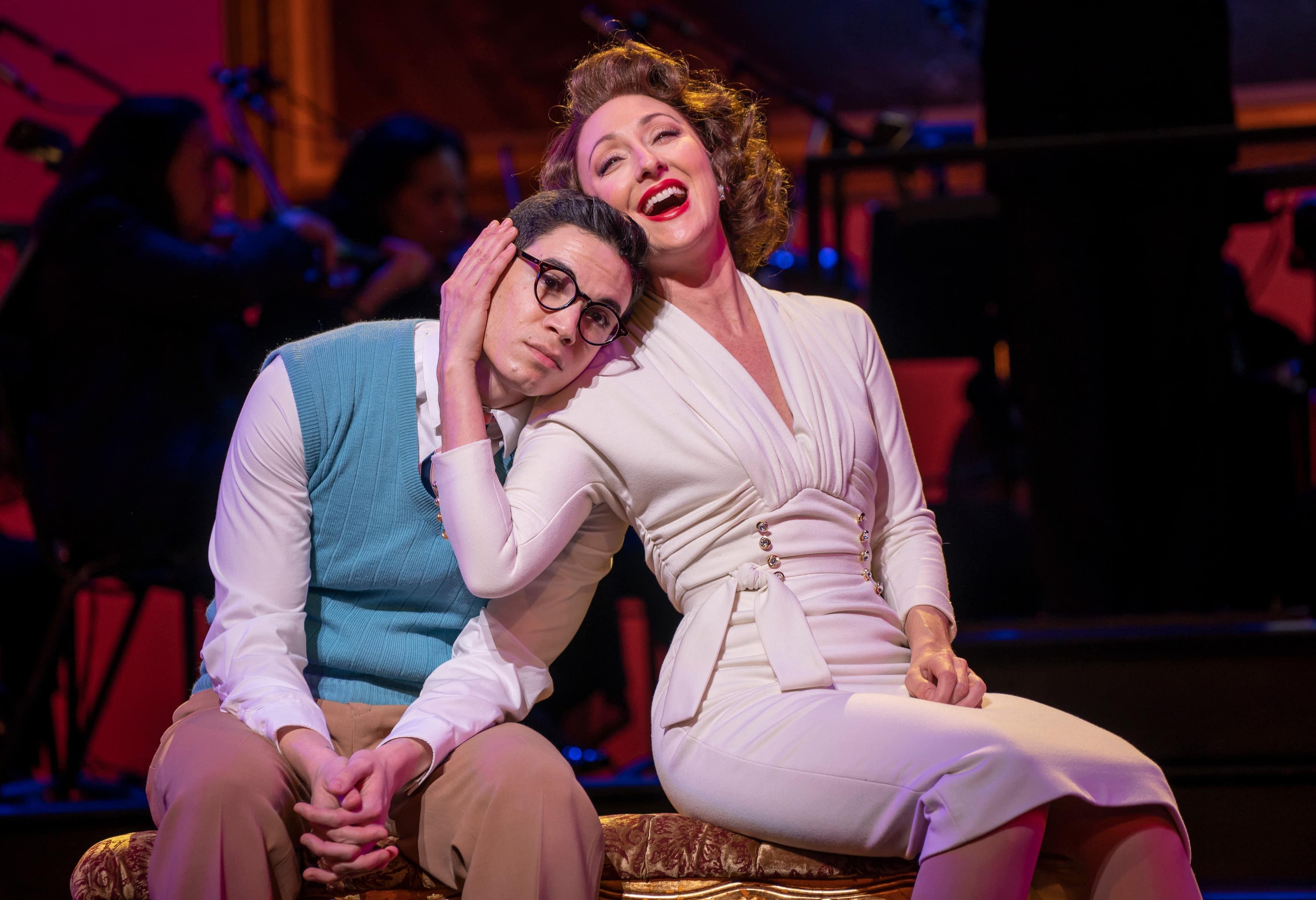 """""""Call Me Madam"""" at New York City Center (Photo: Stephanie Berger)"""