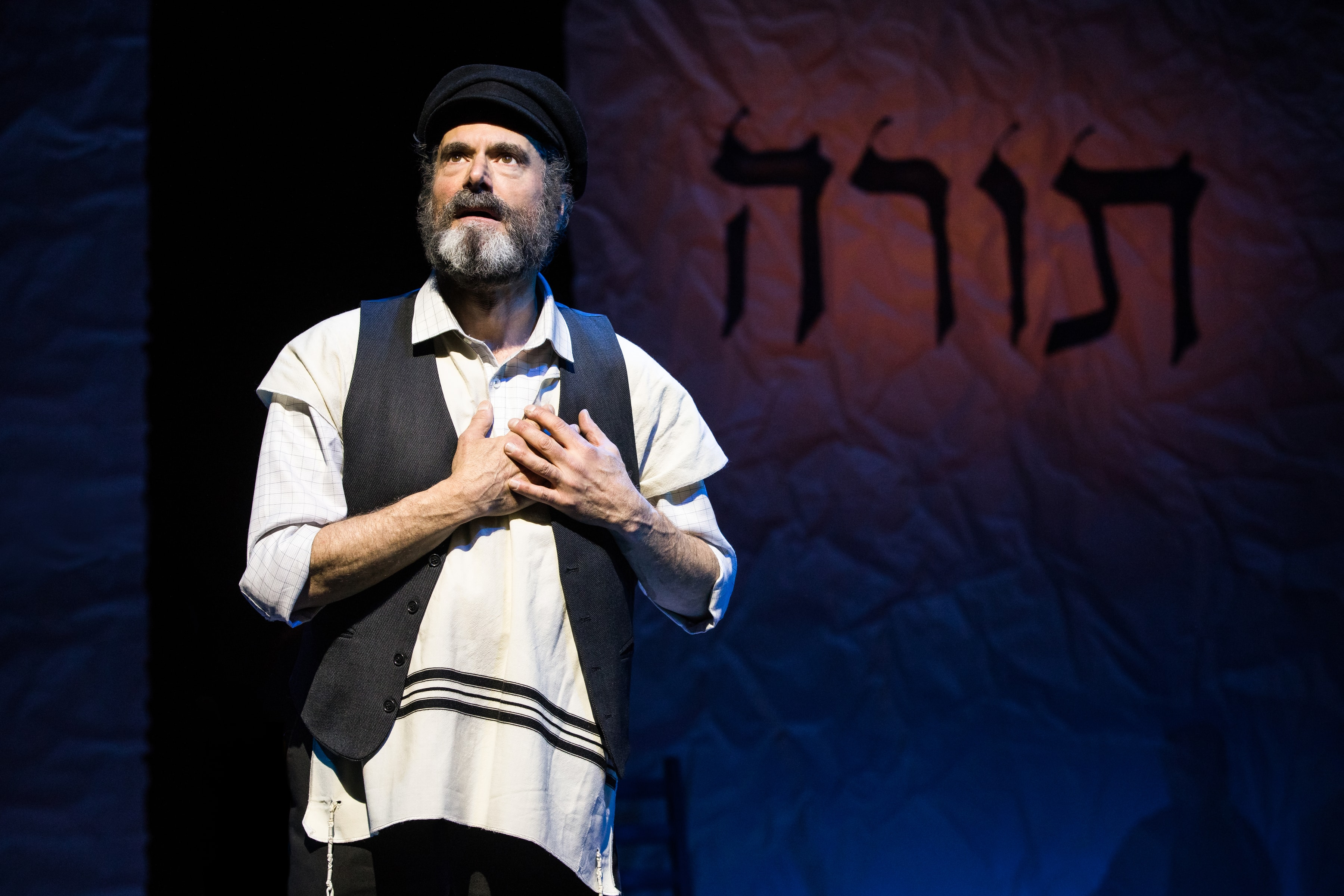 """Fiddler on the Roof"" at Stage 42 (Photo: Matthew Murphy)"