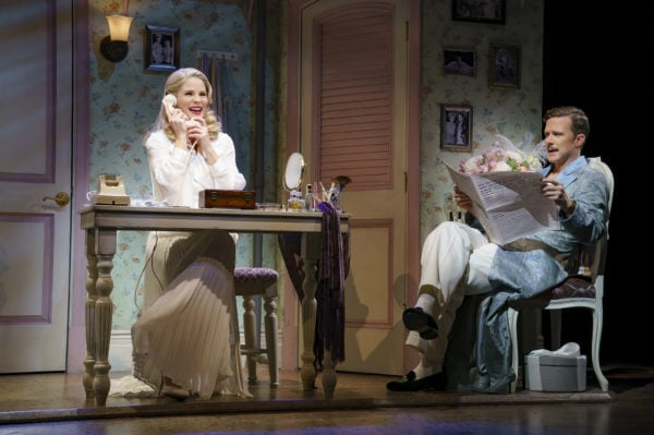Kelli O'Hara and Will Chase (Photo: Joan Marcus)