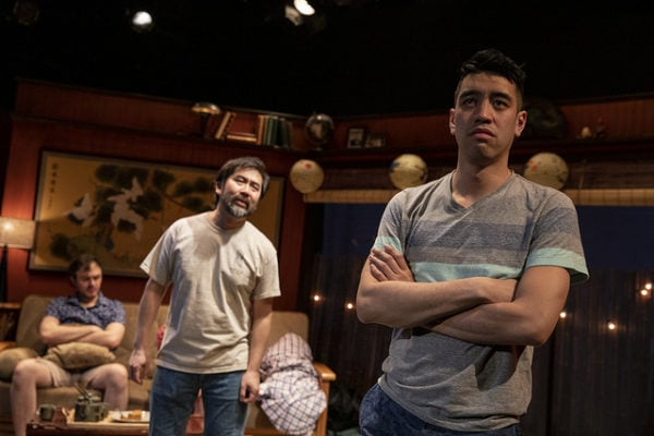 Review: June Is the First Fall at the New Ohio Theatre