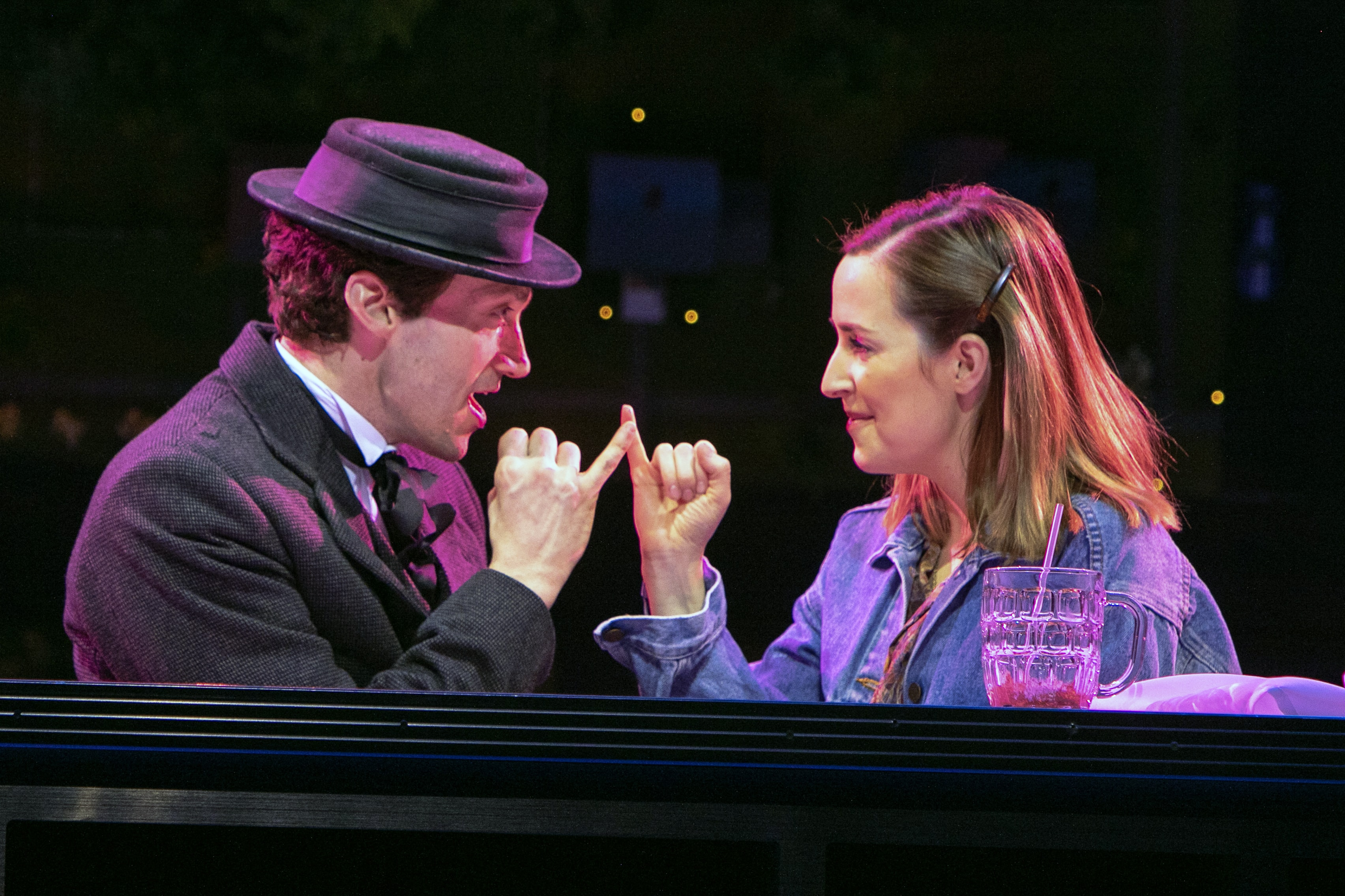 """Benny & Joon"" at Paper Mill Playhouse (Photo: Jerry Dalia)"