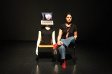 Review: Dad in a Box at HERE Arts Center