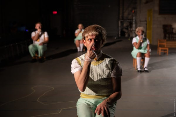Review: SKINNAMARINK at Next Door at NYTW