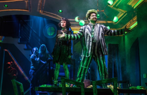 Review: Beetlejuice at Winter Garden Theatre
