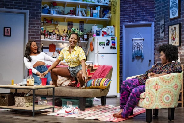 Review: BLKS at MCC Theater