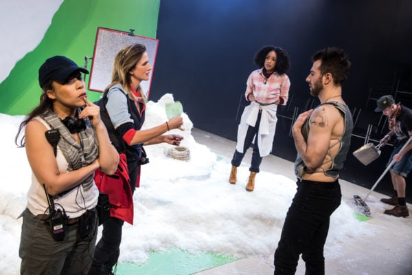 New York City Center - The Studio at Stage II Archives - Exeunt