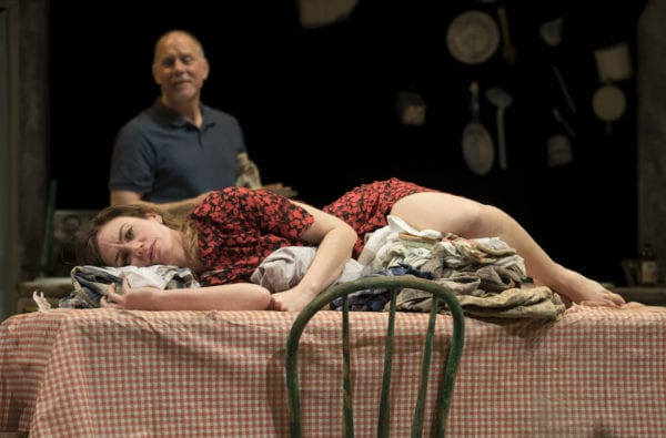 Review: Curse of the Starving Class at Signature Theatre