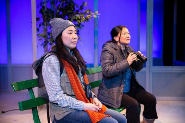 Cindy Im and Soomi Kim in Lloyd Suh's MANDARIN DUCK - Photo by Jeremy Daniel (1) (1)