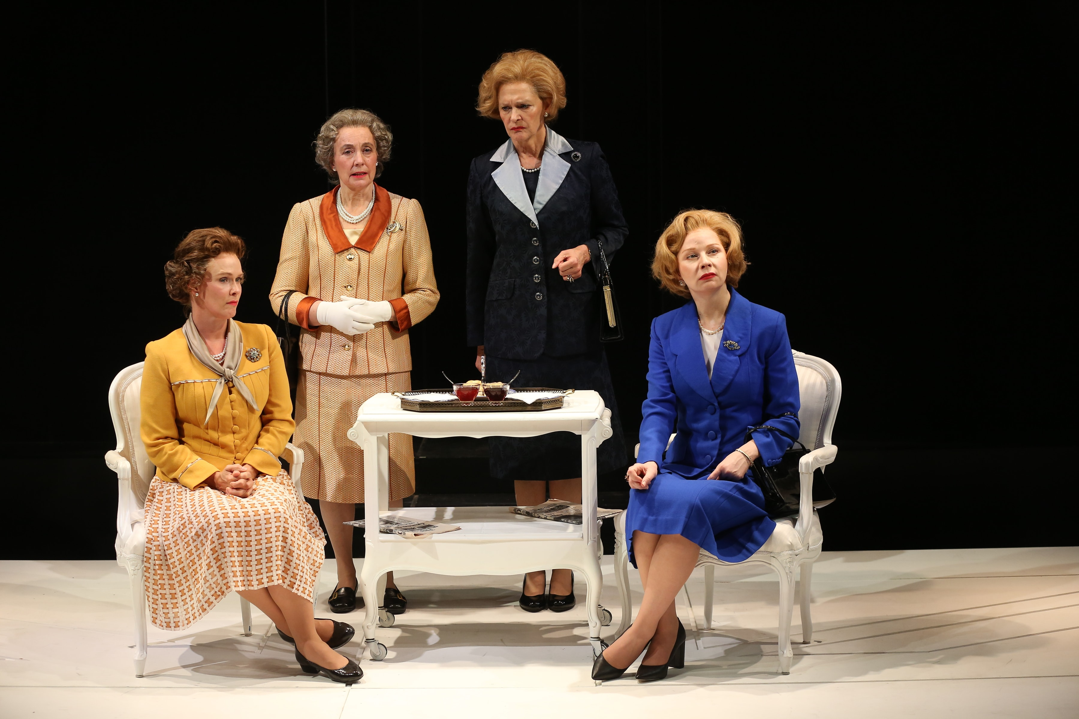 """Handbagged"" at 59E59 (Photo: Carol Rosegg)"