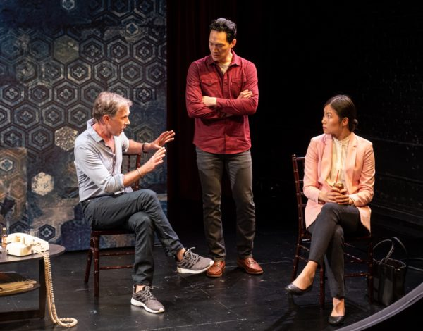 Review: Veil Widow Conspiracy at 4th Street Theatre