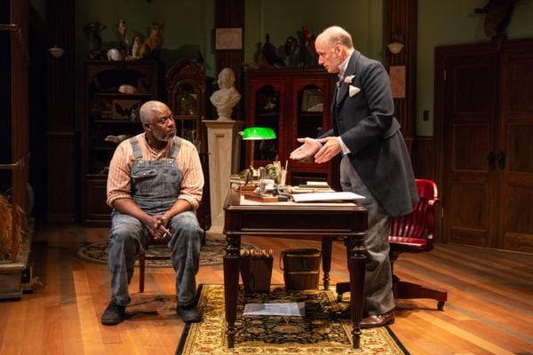 Review: A Human Being, of a Sort at Williamstown Theatre Festival