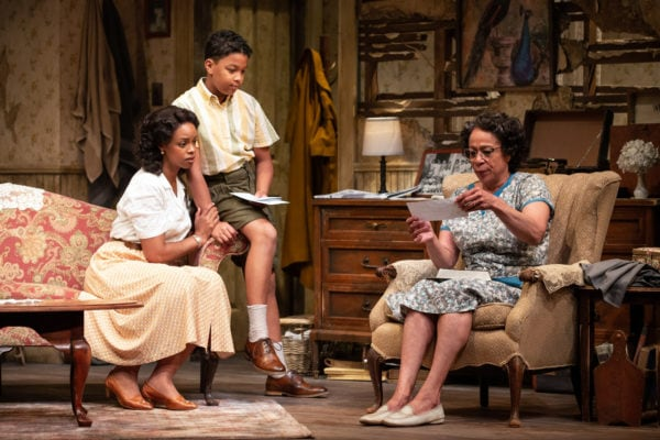 Review: A Raisin in the Sun at Williamstown Theatre Festival