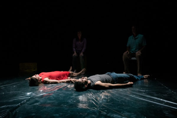 Review: At Black Lake at the Tank