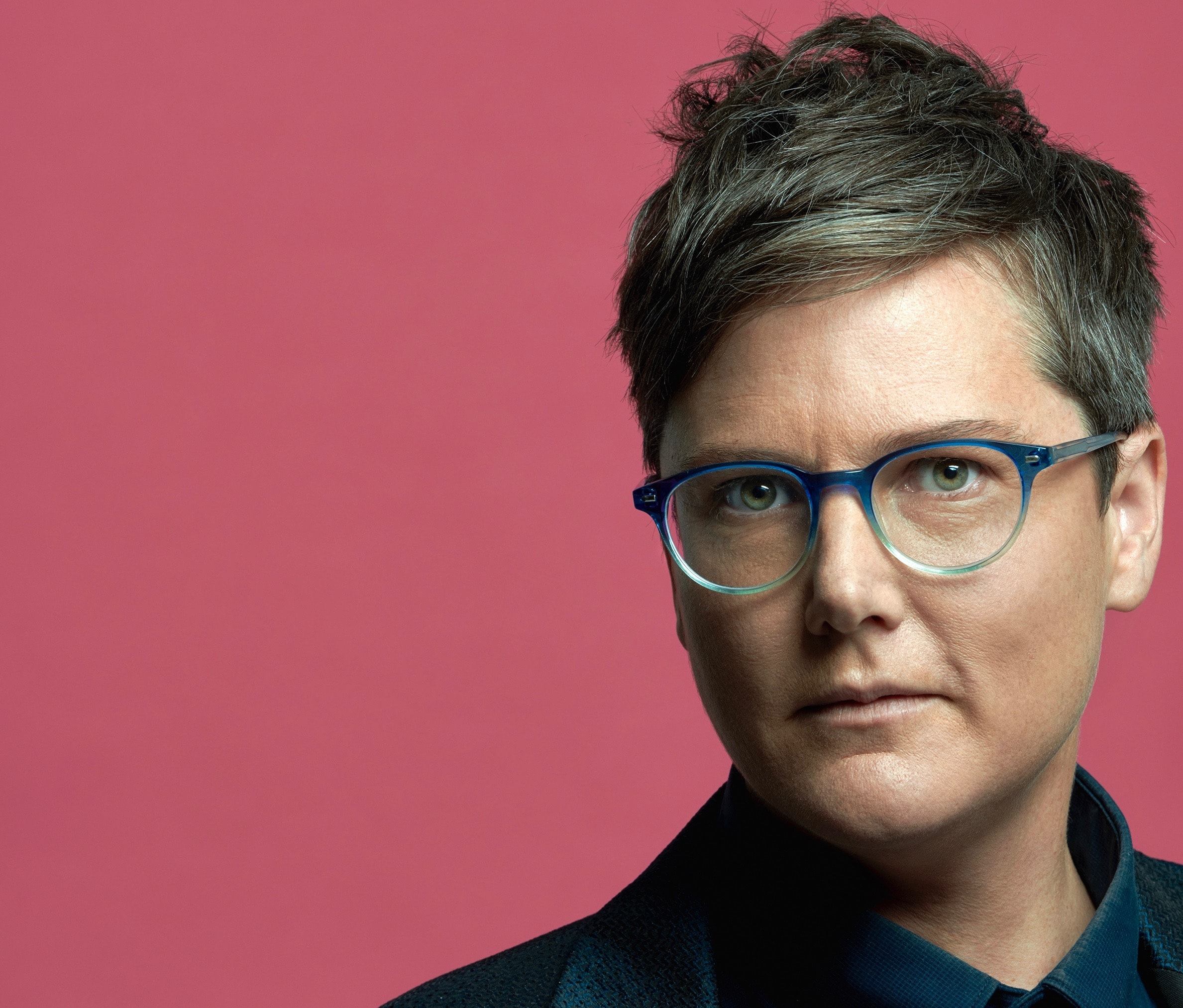 Hannah Gadsby (Photo: Jill Greenberg)