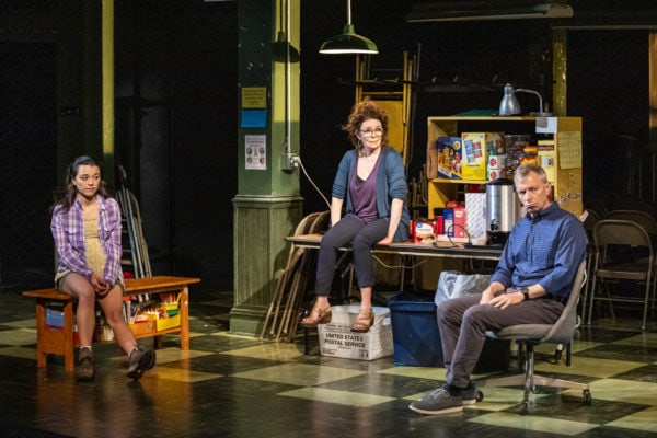 Review: Before the Meeting at Williamstown Theatre Festival