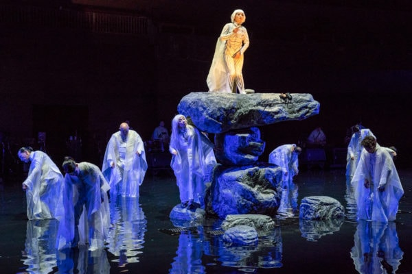 Review: Antigone at Park Avenue Armory