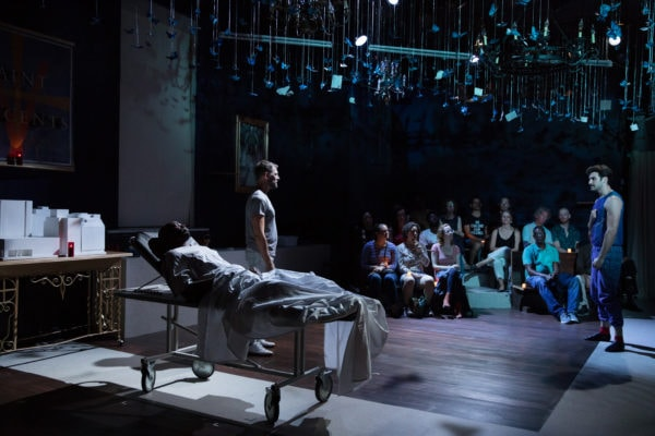 Review: Novenas for a Lost Hospital at Rattlestick Playwrights Theater