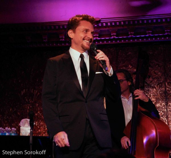 Review: Jason Danieley at Feinstein's/54 Below