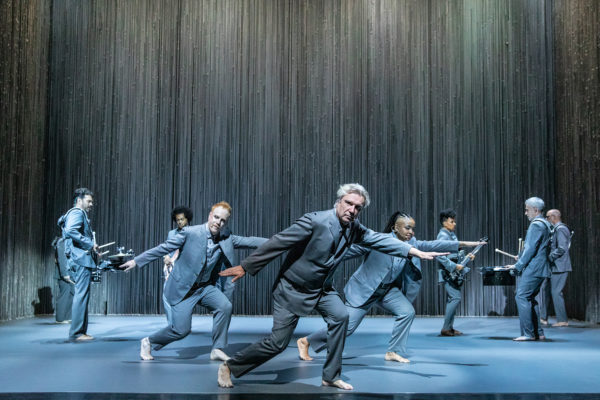 Review: David Byrne's American Utopia at Hudson Theatre