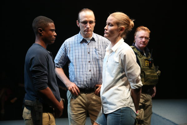 Review: Is This A Room at Vineyard Theatre