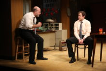 Review: Dublin Carol at Irish Repertory Theatre