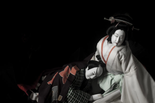 Review: Sugimoto Bunraku Sonezaki Shinju: The Love Suicides at Sonezaki at White Light Festival