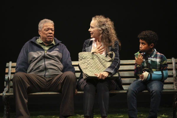 Review: The Underlying Chris at Second Stage Theater