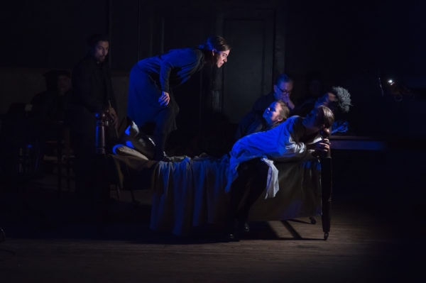 Review: The Crucible at the Connelly Theater