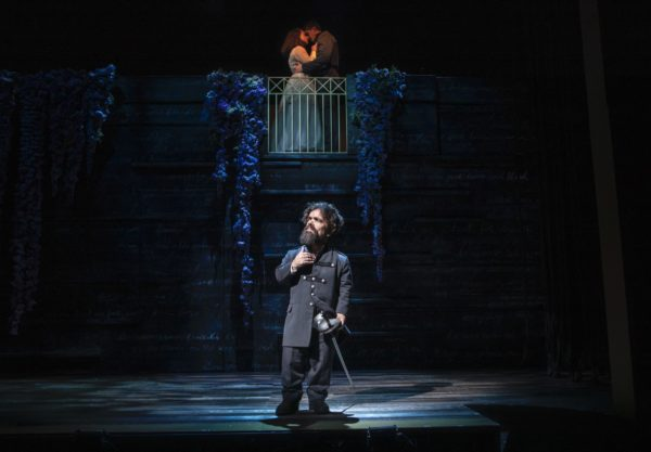 Review: Cyrano at Daryl Roth Theatre